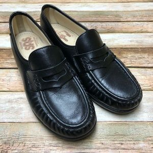 SAS Classic Slip-on Loafer Shoes